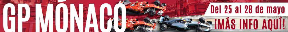 GP MONACO F1 2017