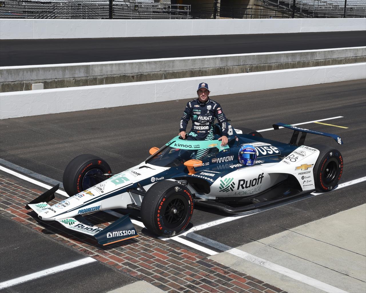 Alonso Indy