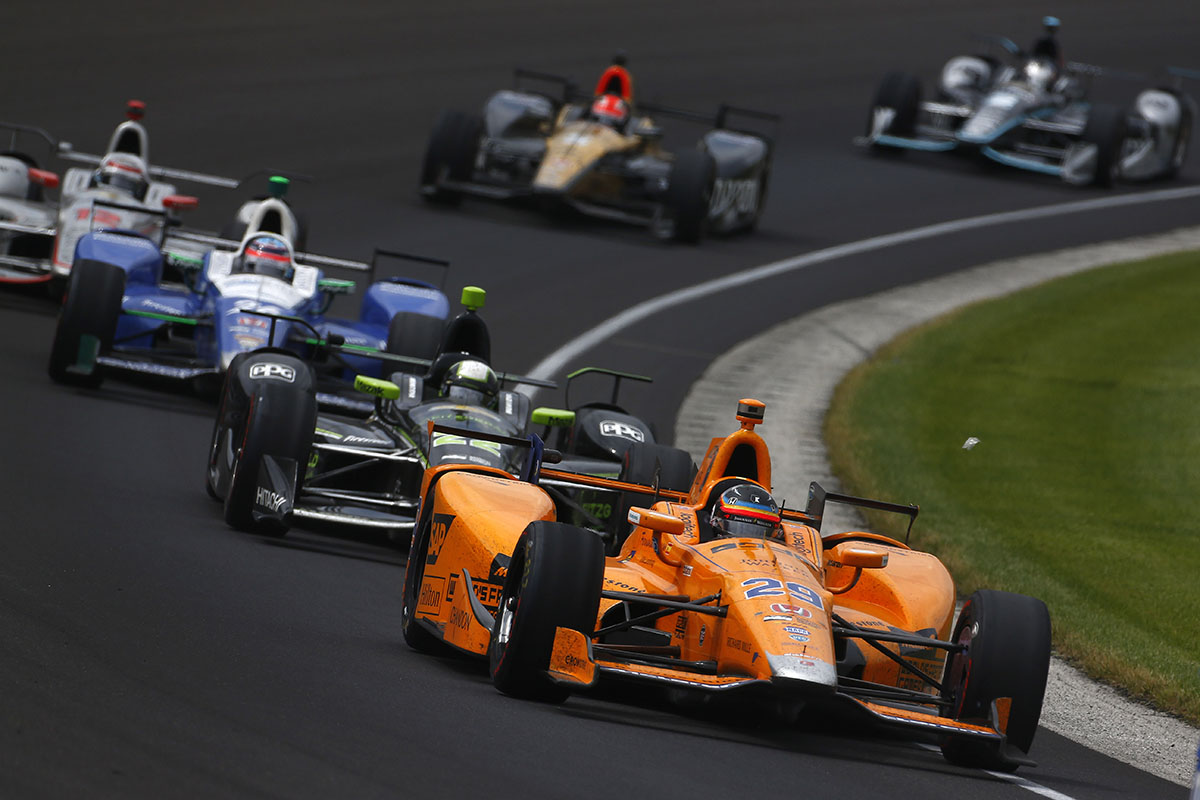 IndyCar: siete pilotos en pos de un título