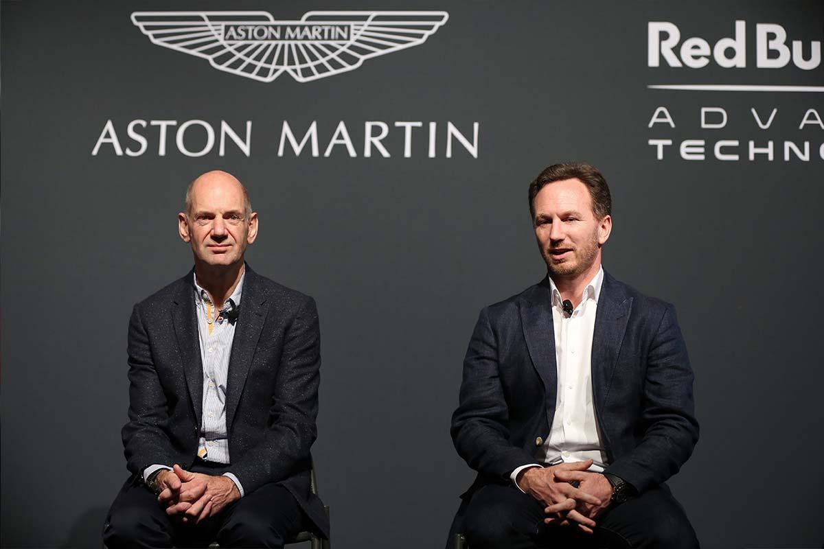 ¿Piensa Aston Martin en la F1 o es el tapado de Red Bull? - SoyMotor.com