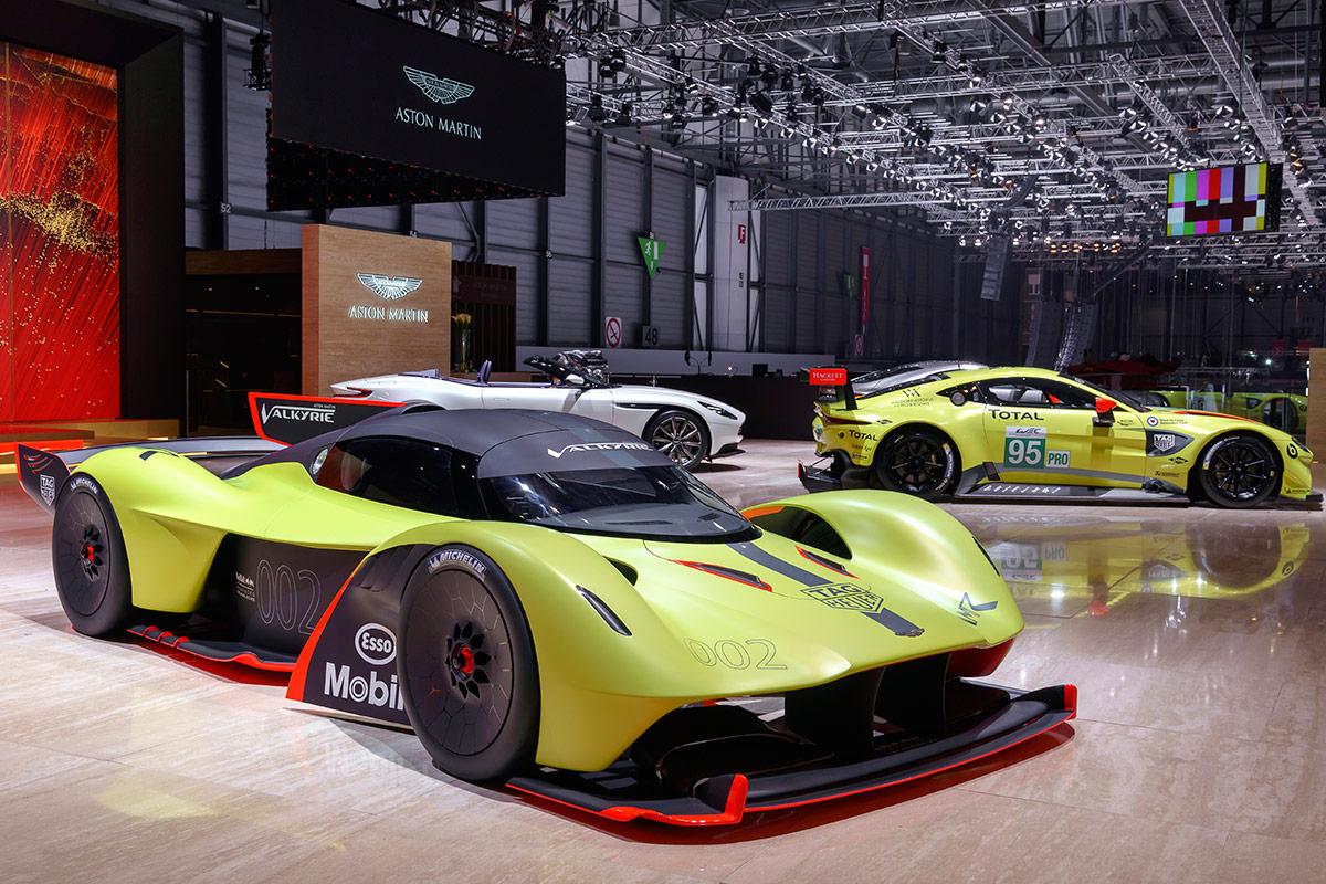 ¿Podrá el Aston Martin Valkyrie con el récord de Nürburgring? - SoyMotor.com