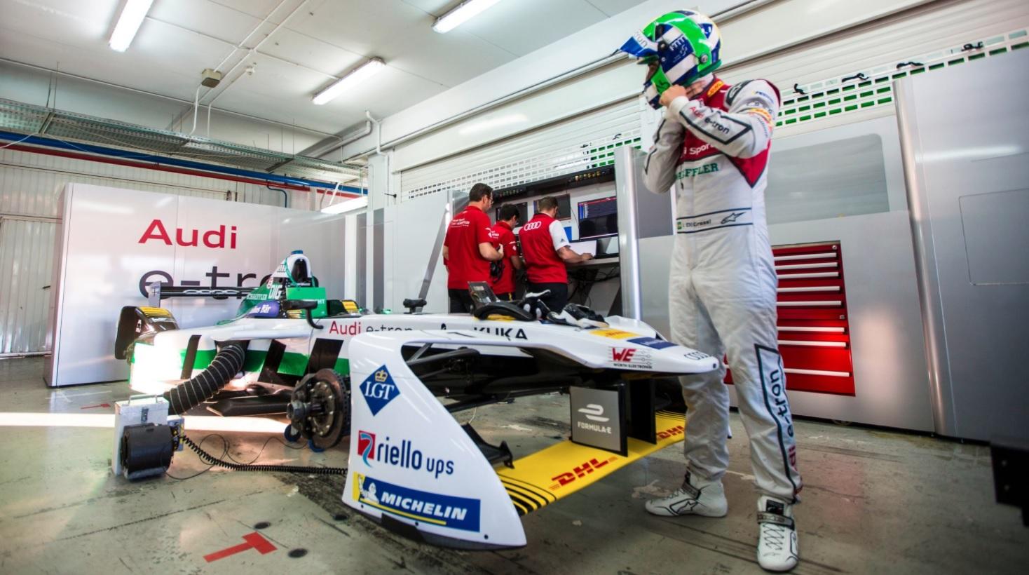 Monoplaza de Fórmula E de Audi - SoyMotor.com