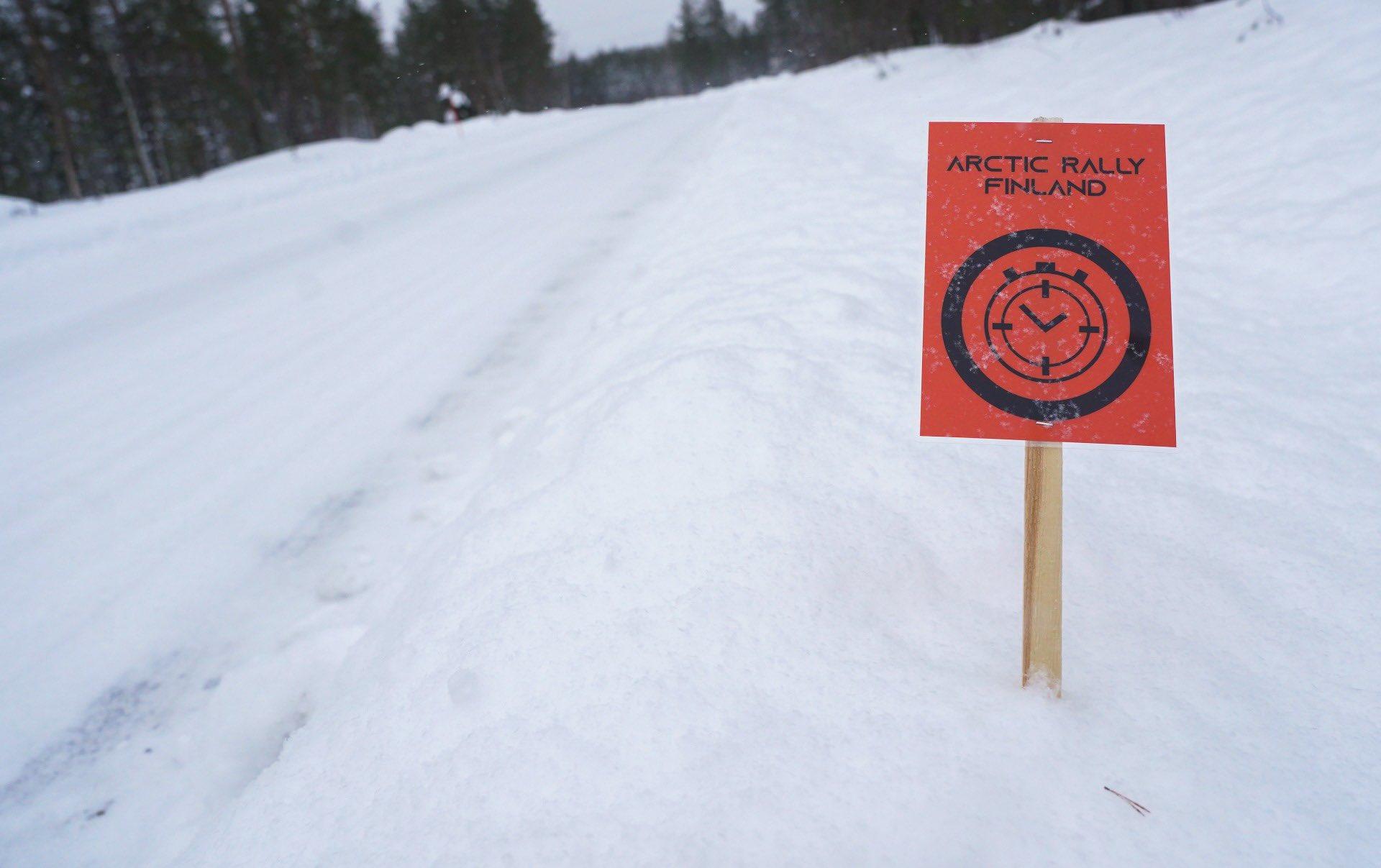 Evitar los bancos de nieve, clave del Arctic Rally - SoyMotor.com