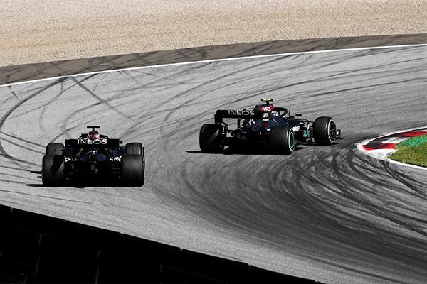 El DRS es la clave en las carreras en Red Bull Ring - SoyMotor.com