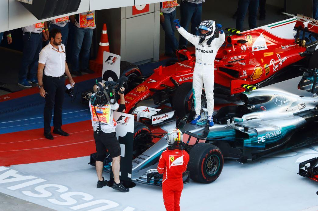 Valtteri Bottas logró la primera victoria de su carrera - SoyMotor.com