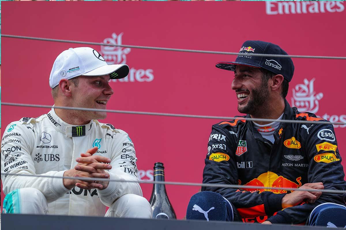 Récords F1: Estadísticas del Gran Premio Austria 2017 - SoyMotor.com