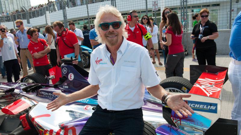 Richard Branson – SoyMotor.com