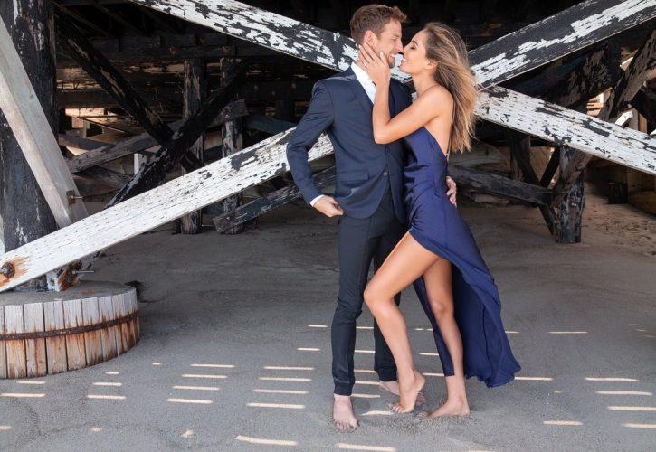Jenson Button y Brittny Ward – SoyMotor.com