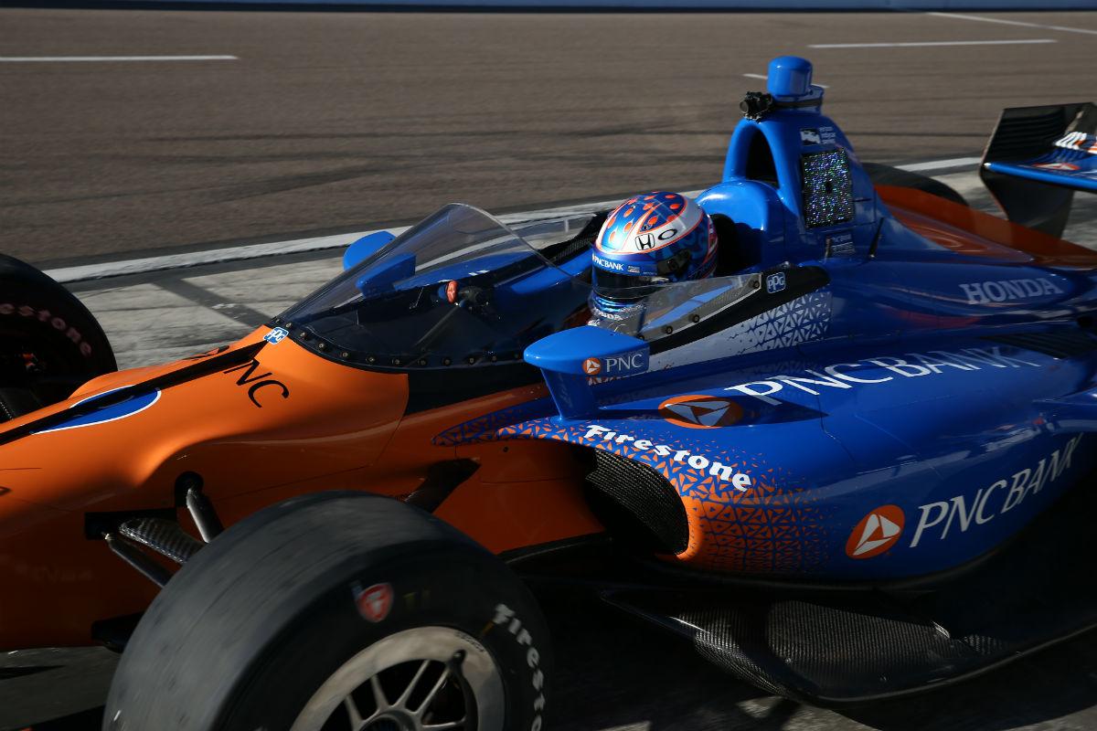 Primera prueba de la cúpula en IndyCar - SoyMotor.com