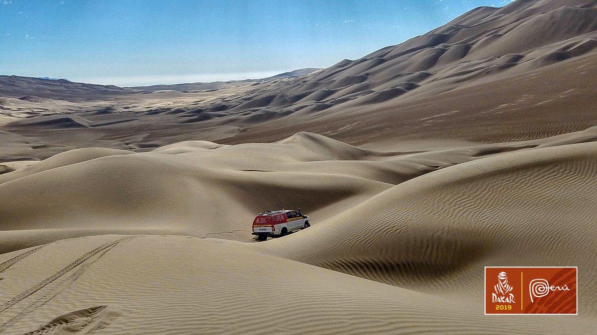 Un Dakar ideal para los 'side by side' - SoyMotor.com