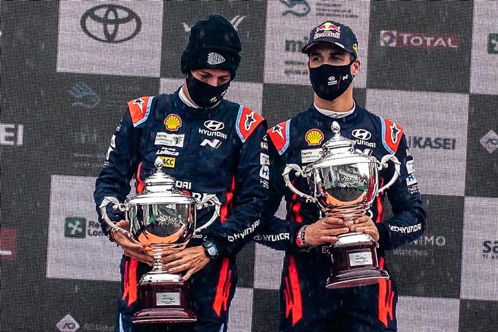 Dani Sordo, pieza clave en el título de Hyundai - SoyMotor.com