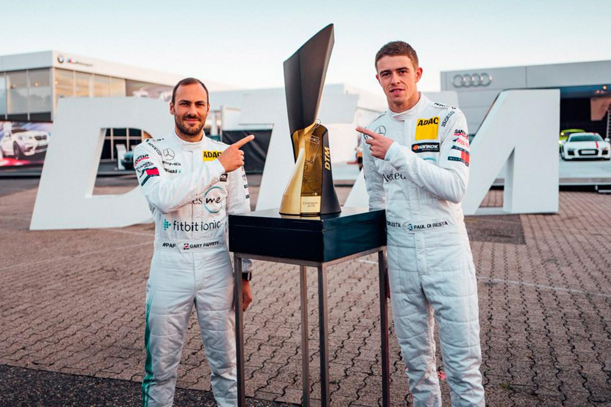 ¿Di Resta o Paffett? Uno de ellos debe ser campeón del DTM - SoyMotor.com