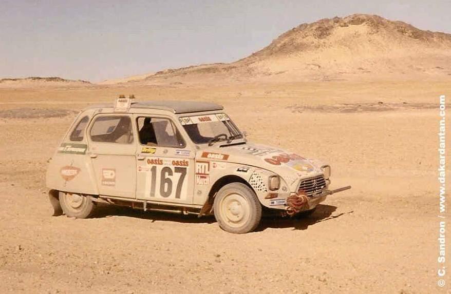 Dakar: aquellos chalados en sus locos cacharros - SoyMotor.com