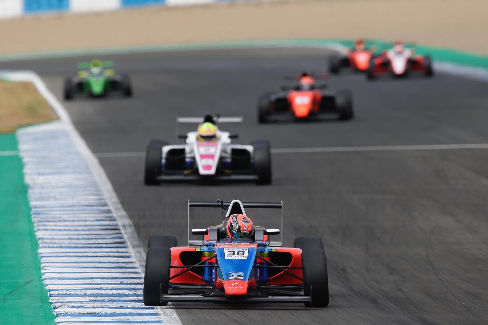 La F4 Española se cita en Jerez - SoyMotor.com