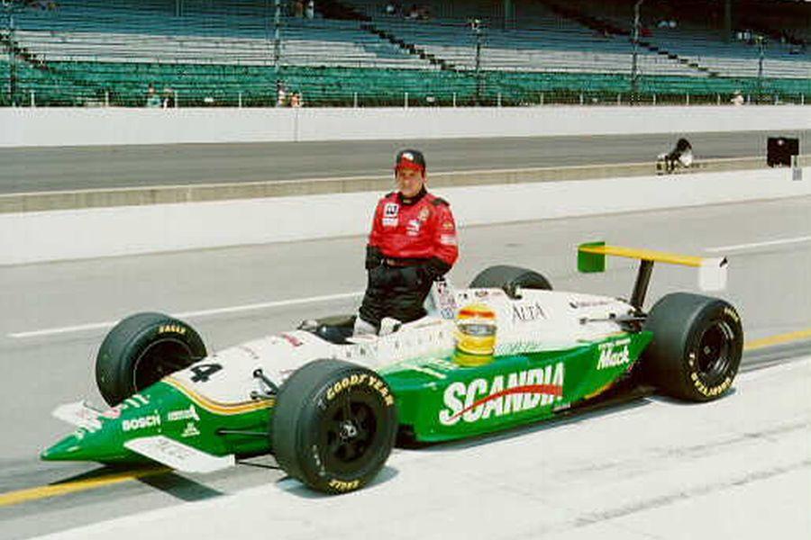 Fermín Vélez, el pionero de Indy - SoyMotor.com
