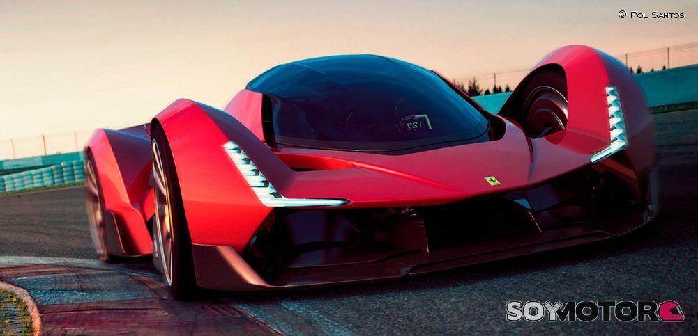 ¿Por qué Ferrari ha esperado a los hypercars para volver a Le Mans?