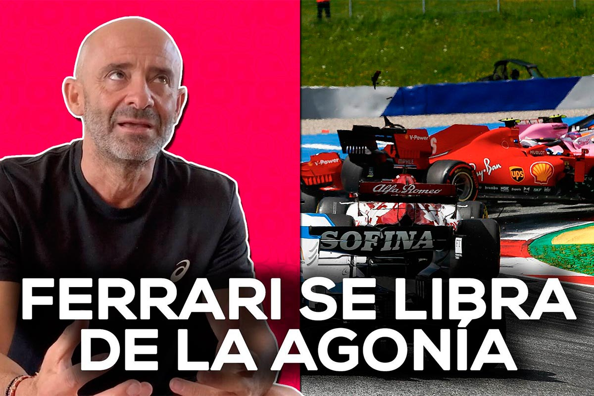 El doble abandono salvó a Ferrari de la agonía - SoyMotor.com