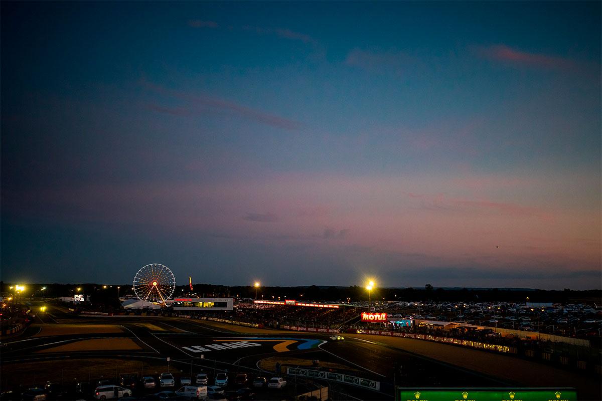 La noche de Le Mans - SoyMotor