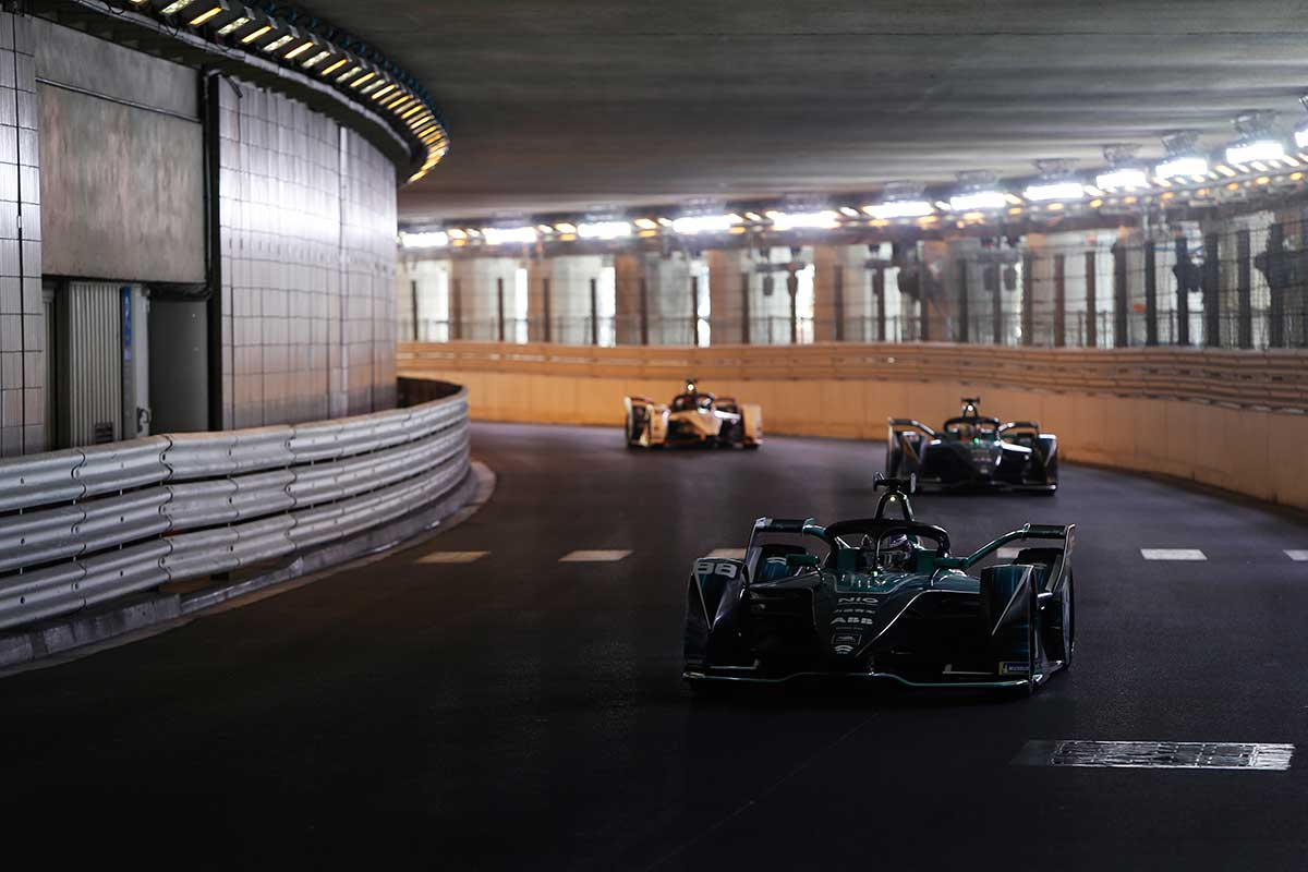 La Fórmula E se examina en Mónaco - SoyMotor.com