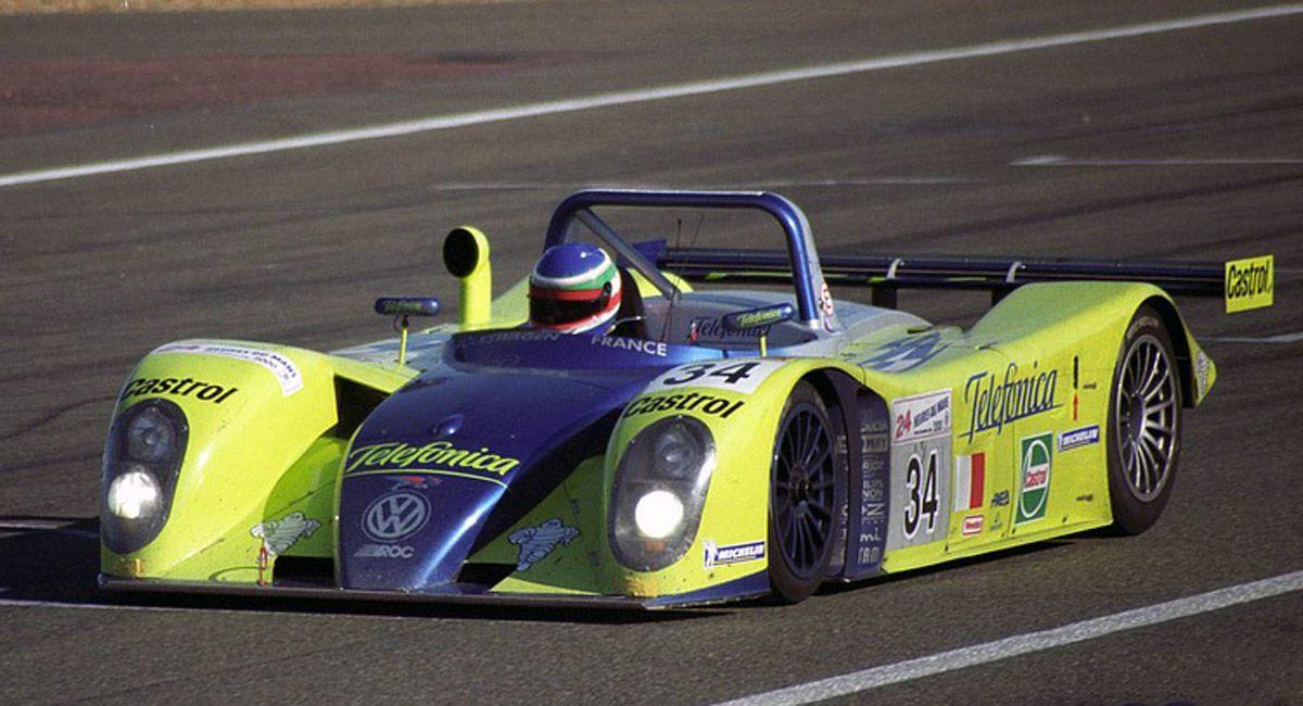 Jordi Gené en Le Mans - SoyMotor.com