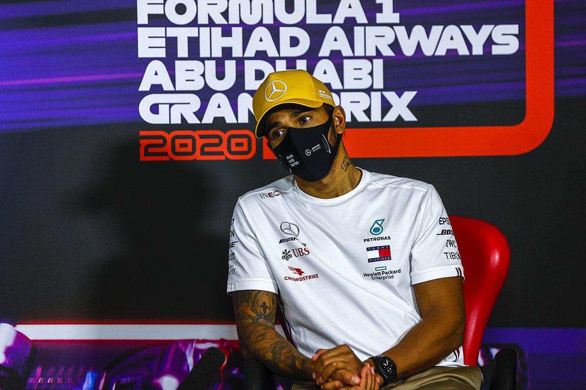 El contrato de Hamilton ha activado la negociación de un límite salarial para los pilotos - SoyMotor.com