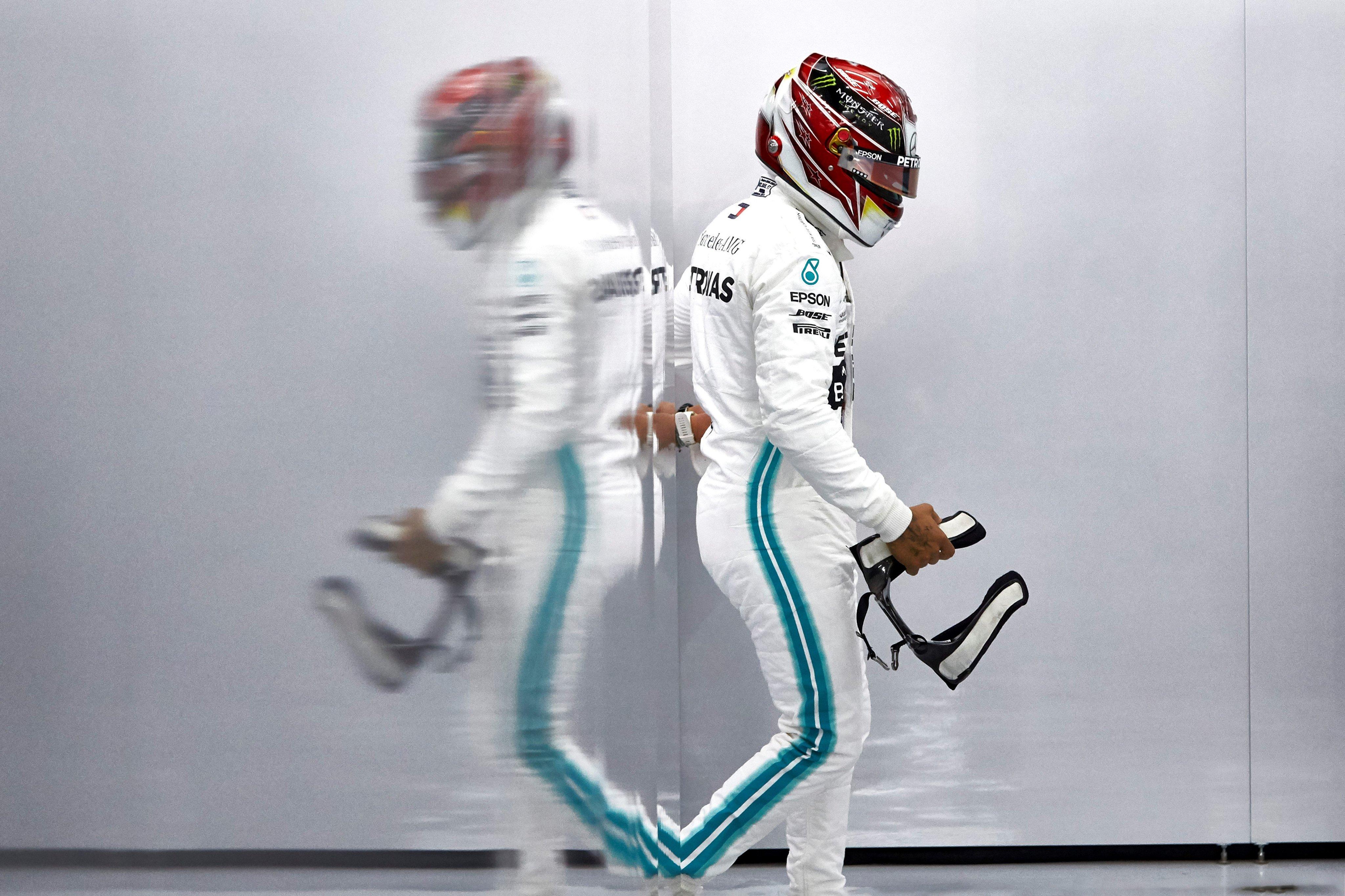 Lewis Hamilton, un 'influencer' de lujo - SoyMotor.com