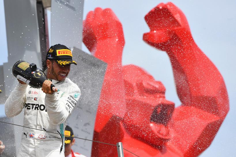 Lewis Hamilton puede salir casi coronado de Japón - SoyMotor.com
