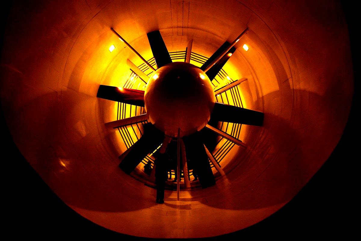 Túnel de viento de Red Bull  - SoyMotor.com