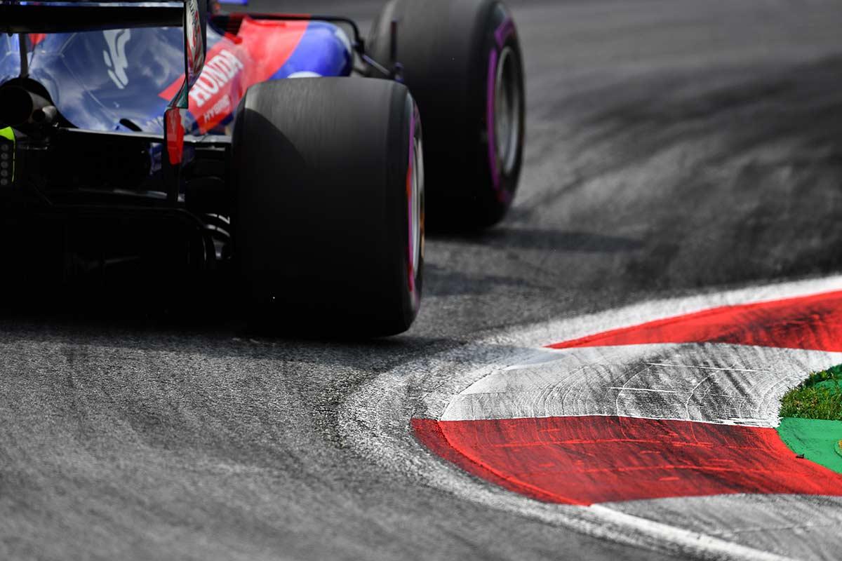 Brendon Hartley en la clasificación del GP de Austria - SoyMotor