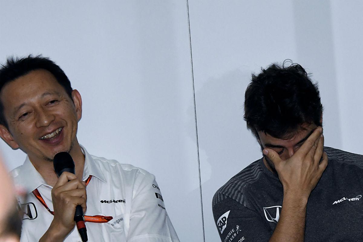 Hasegawa y Alonso - SoyMotor.com