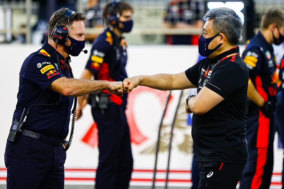Red Bull tiene razones para seguir con Honda más allá de 2021 - SoyMotor.com