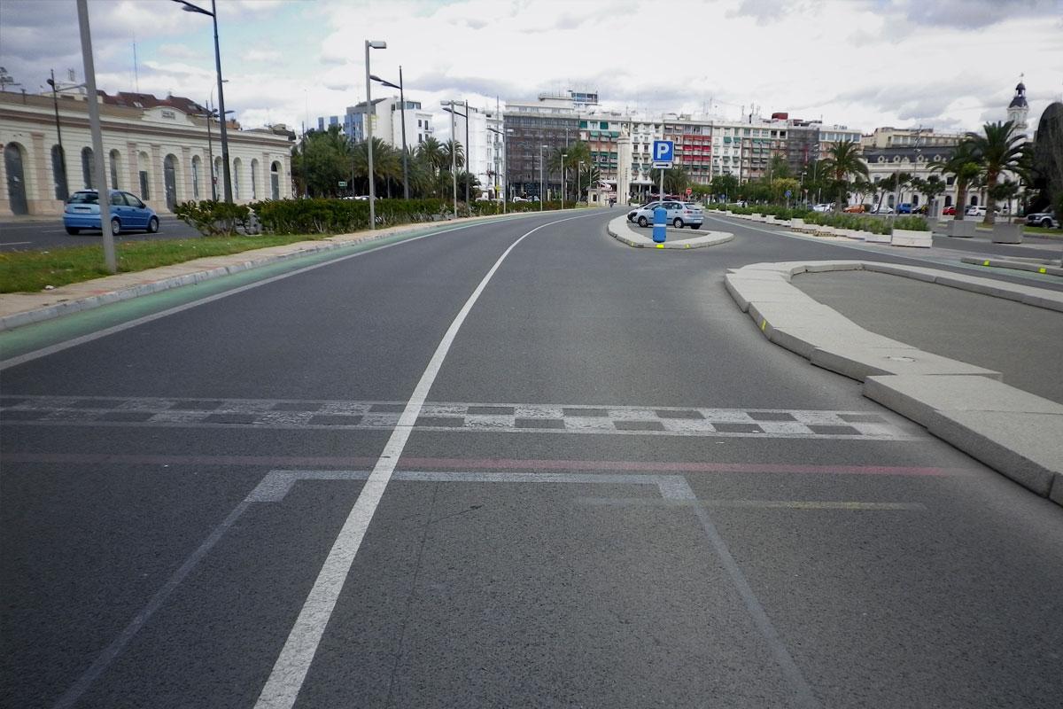 Circuito Urbano Valencia : Valencia street circuit el recuerdo de un trazado olvidado
