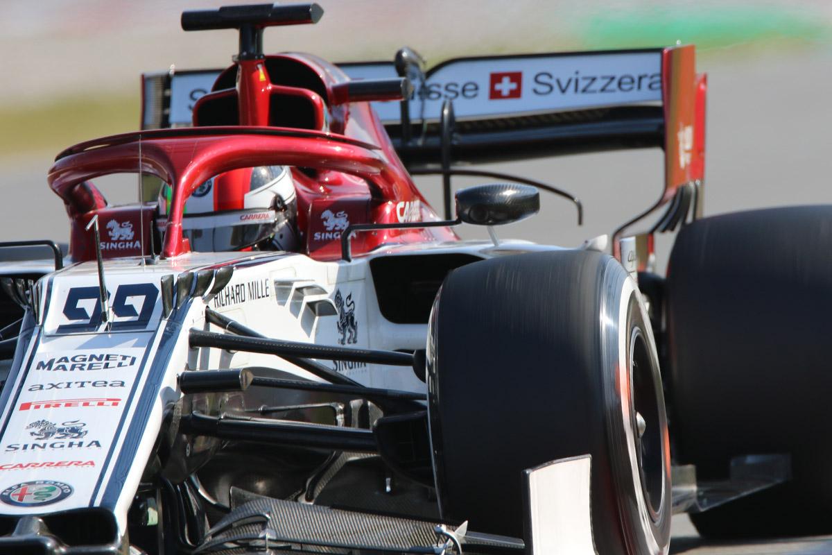 Alfa Romeo en el GP de Australia F1 2019: Previo