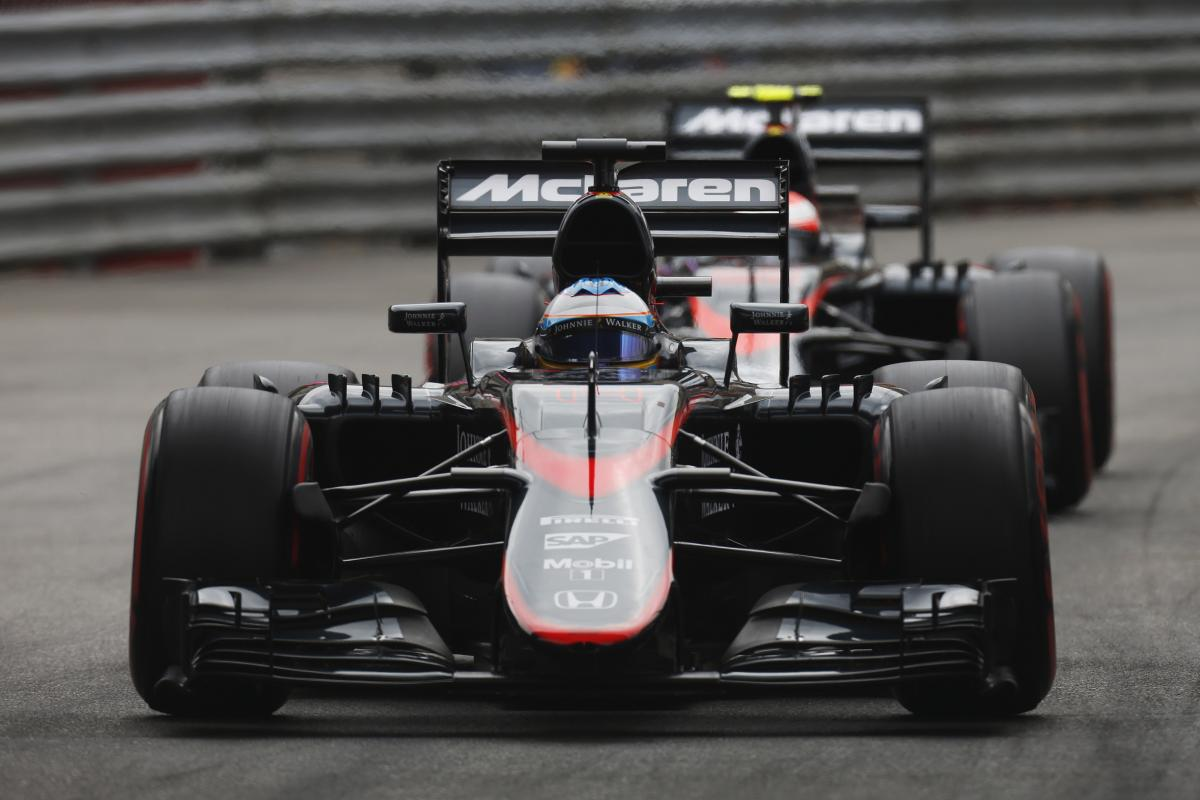 Formula 1 - Magazine cover
