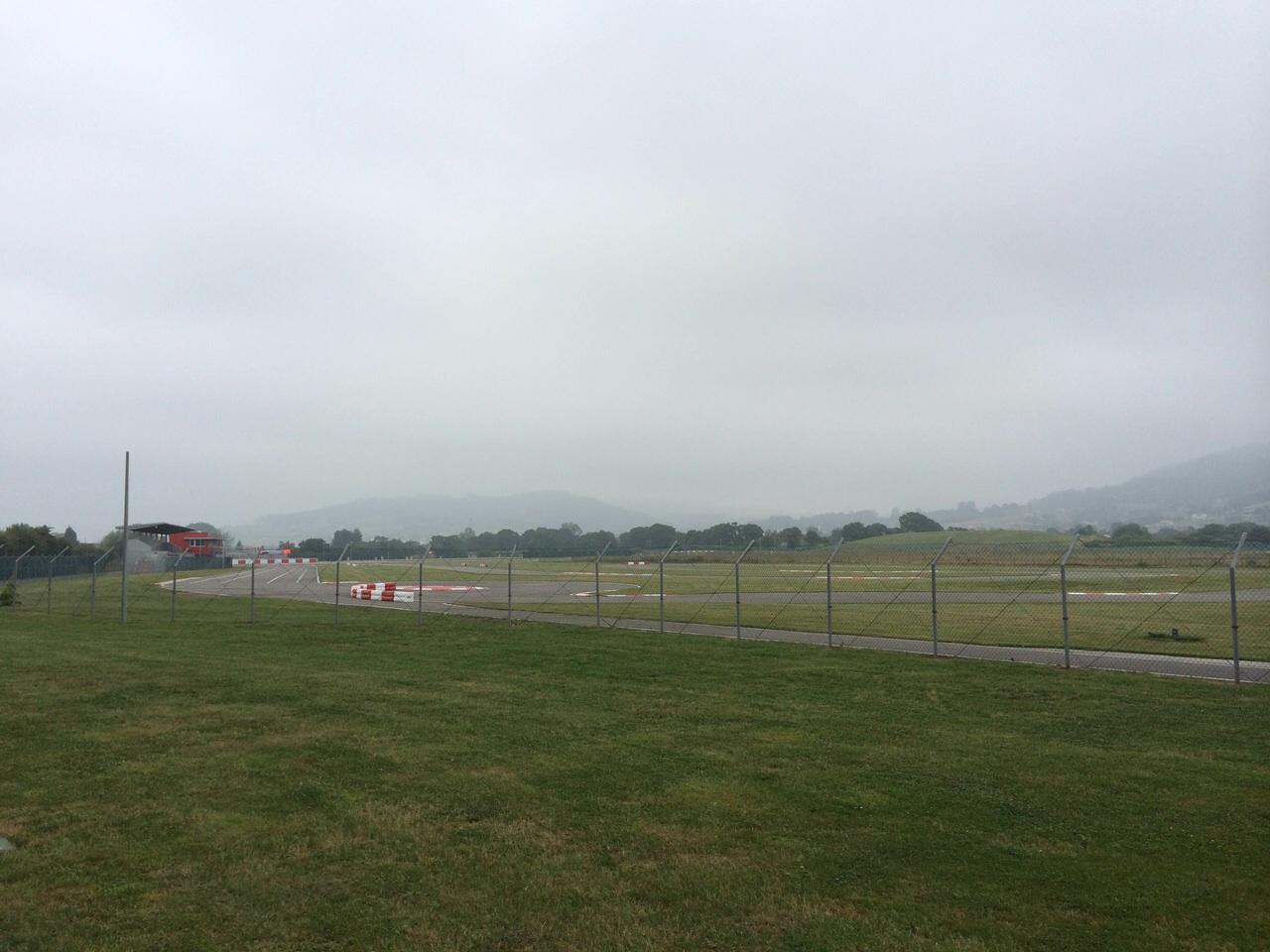 Circuito Karts : Foto de karting circuito del jarama