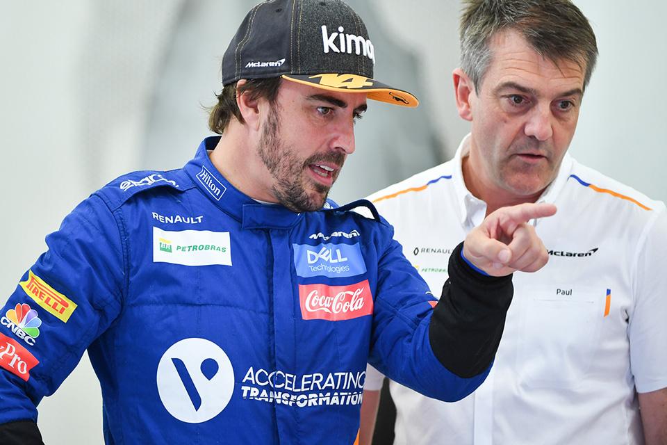 """El consejo de Alonso a Mick Schumacher: """"Entra en Fórmula 1 lo más pronto posible"""""""