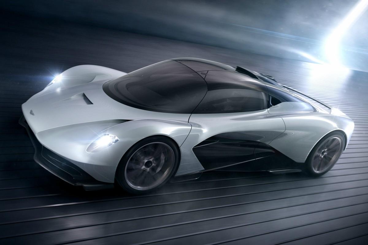 Aston Martin AM-RB 003: el 'hijo del Valkyrie' toma forma