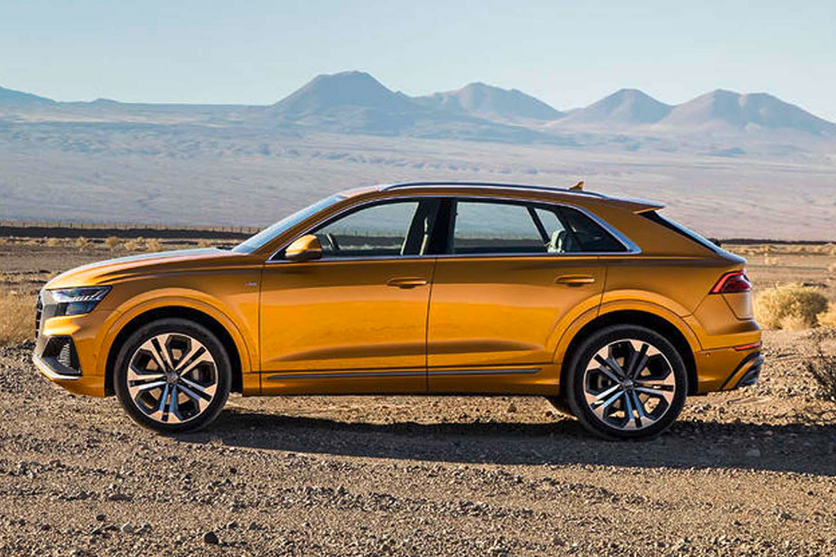 2021 Audi Q9 Ratings
