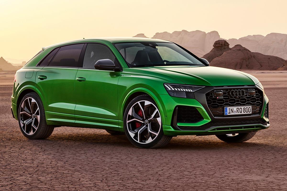 Audi Rs Q8 2020 Ya A La Venta Desde 155 700 Euros Soymotor Com