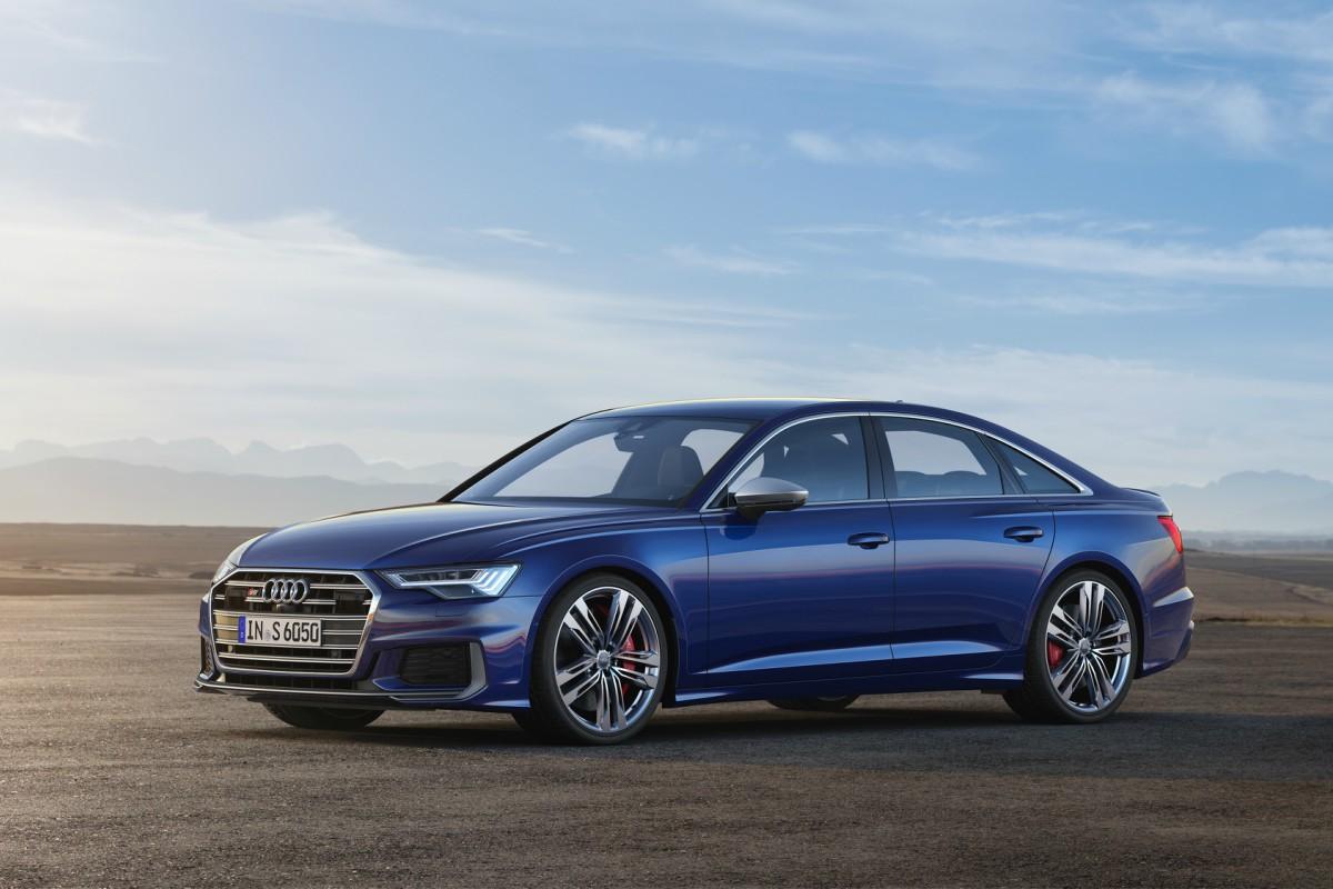 Audi S6 y Audi S7 2019: tecnología microhíbrida y sólo Diesel