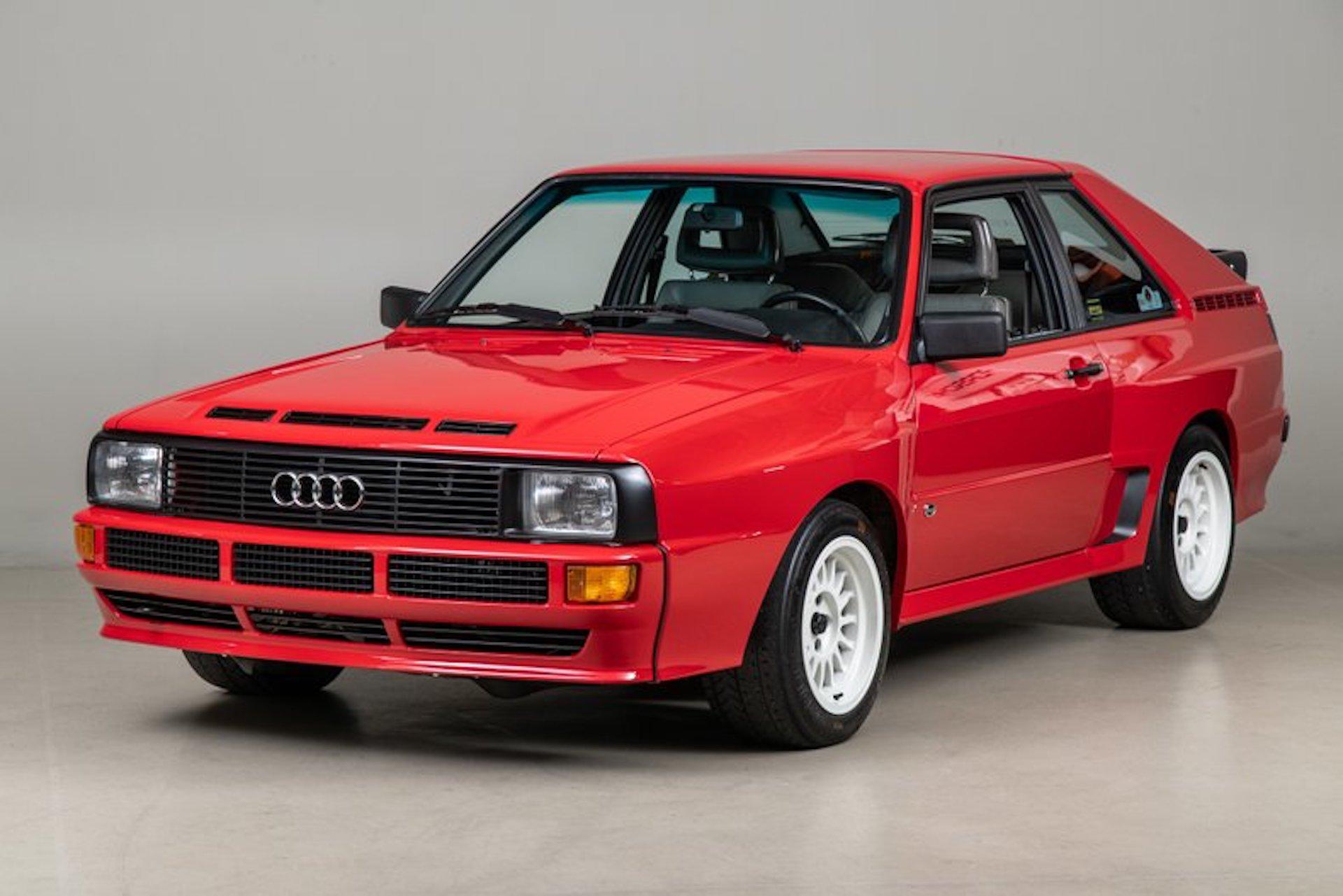 2021 Audi Sport Quattro Interior
