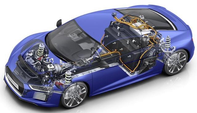 Audi plantará cara al BMW i8 | SoyMotor.com