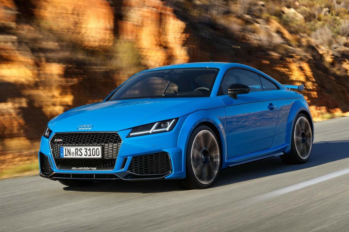 2021 Audi Tt Rs Specs