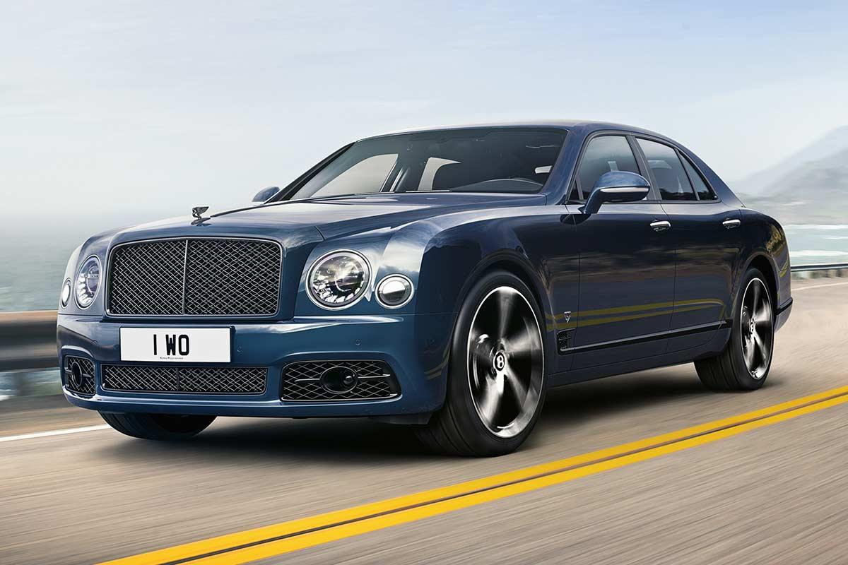 2021 Bentley Muslane Pricing