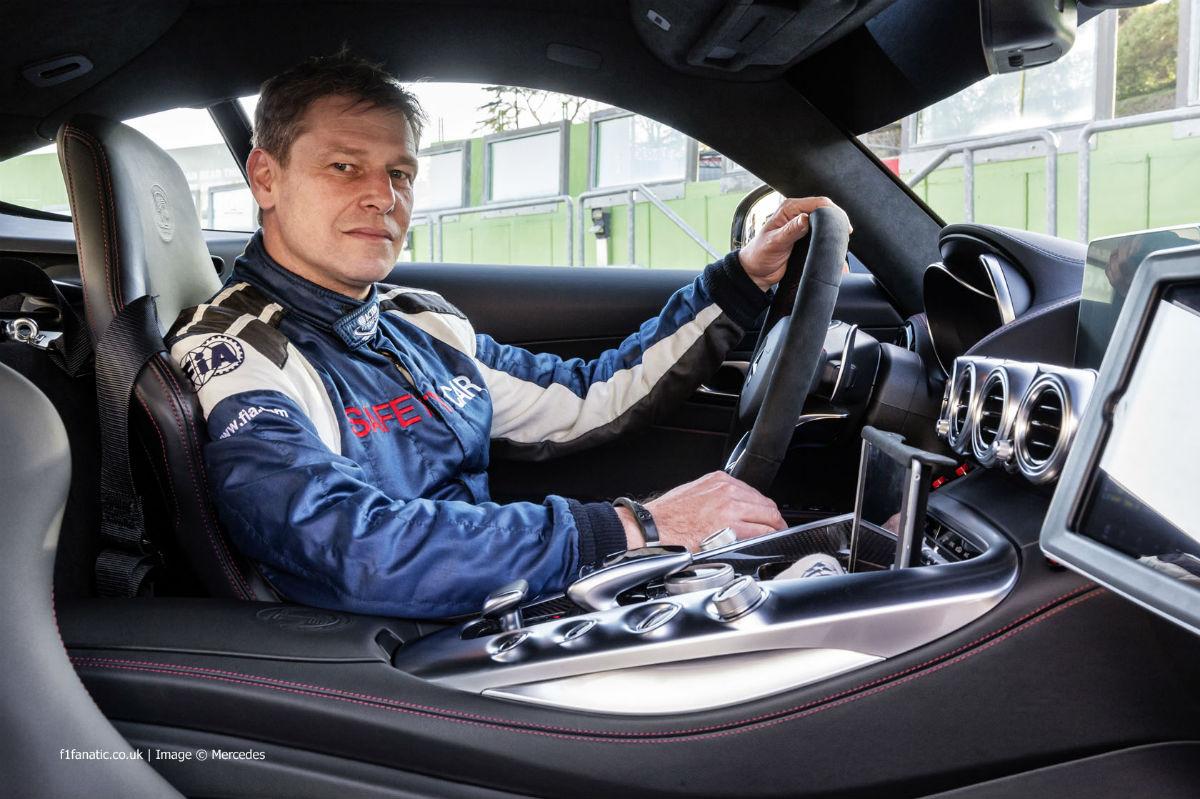 Cómo llegó Bernd Mayländer a ser piloto del coche de seguridad? |  SoyMotor.com