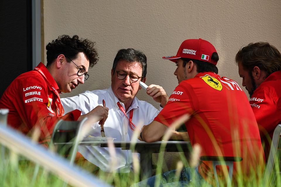 """A Ferrari no le asusta el fallo de su motor en Baréin: """"No estamos alarmados"""""""