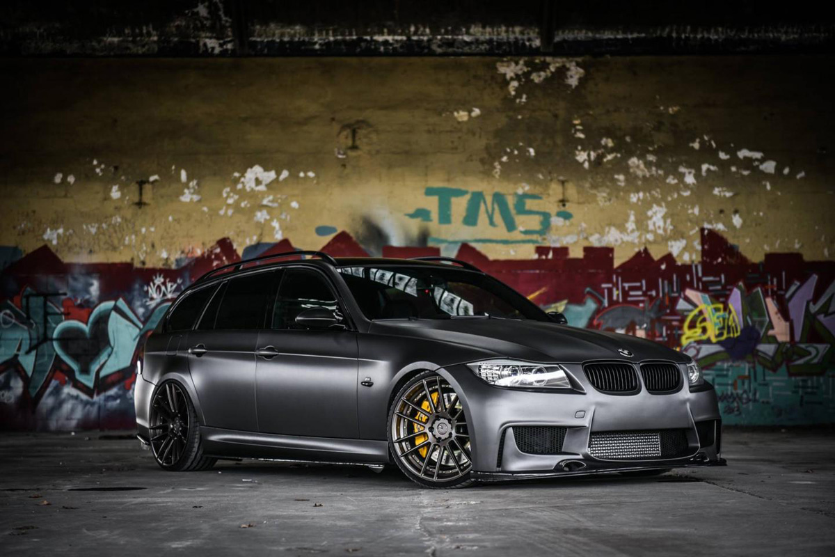 bmw 335i e91 tuning touring jb4 tuned benelux horsepower series custom voiture moto hp e92 grey tuningblog 320d sport 000ps