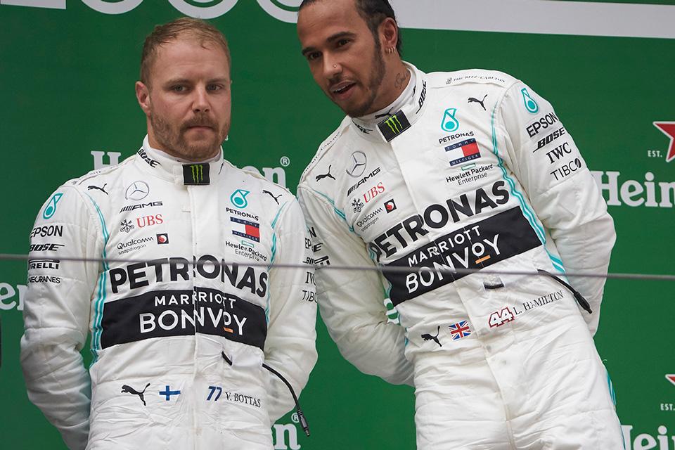 """Hamilton no se confía tras China: """"Esto no es real, Ferrari es fuerte"""""""