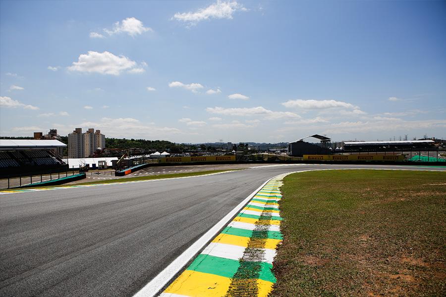 GP BRASIL F1 - cover