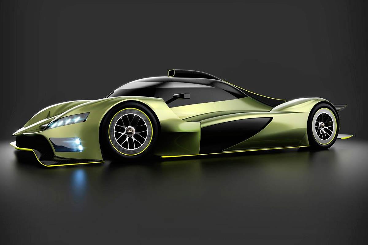ByKolles PMC Project LMH: un coche de Le Mans para el día a día